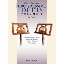 Progressive Duets Volume 1 - Violin