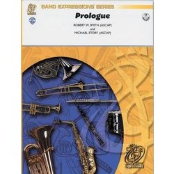 Prologue (An Overture for Band) - Score, Grade 0.5