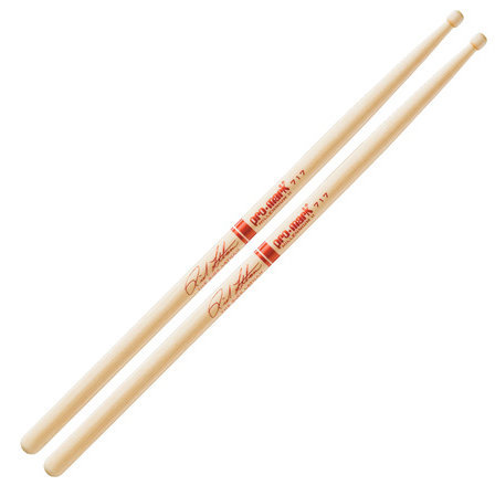View larger image of ProMark Hickory 717 Rick Latham Drumsticks - Wood