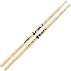 ProMark PW2BW Shira Kashi Oak 2B Wood Tip Drumsticks