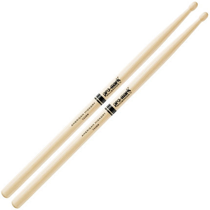View larger image of ProMark TX2BW Hickory 2B Wood Tip Drumsticks