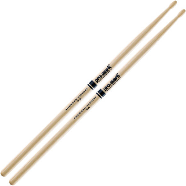 View larger image of ProMark TX7AW Hickory 7A Wood Tip Drumstick