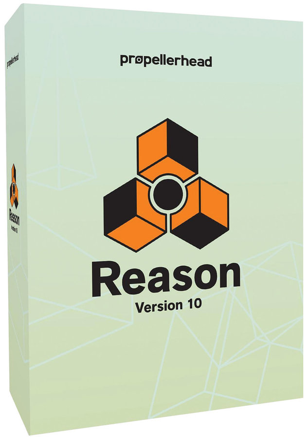 View larger image of Propellerhead Reason 10 - Professional Edition, French