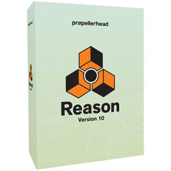 Propellerhead Reason 10 - Professional Edition, French