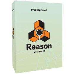 Propellerhead Reason 10 - Professional Edition