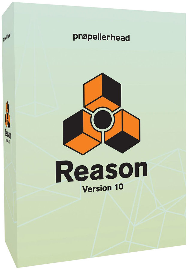 View larger image of Propellerhead Reason 10 - Upgrade Edition, French