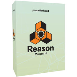 Propellerhead Reason 10 - Upgrade Edition, French