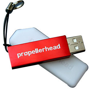 View larger image of Propellerhead USB Ignition Key