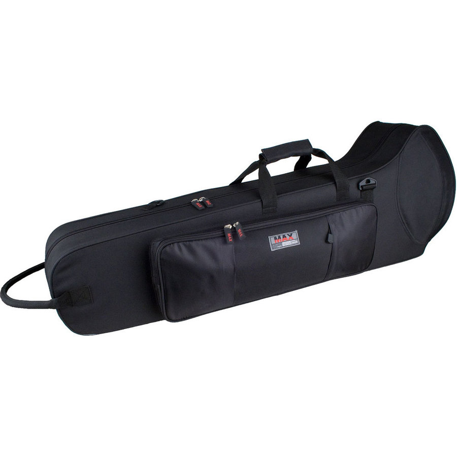 View larger image of Protec Bass Trombone MAX Case - Contoured