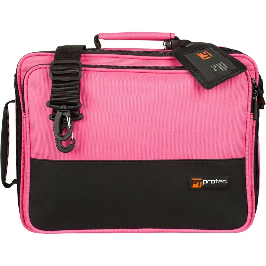 View larger image of Protec Bb Clarinet MAX Case - Fuchsia