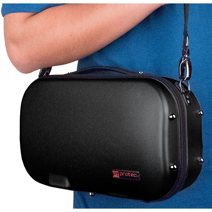 View larger image of Protec Bb Clarinet Micro ZIP Case - Black