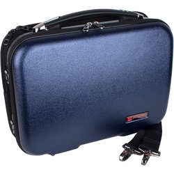 Protec Bb Clarinet ZIP Case with Removable Music Pocket - Blue