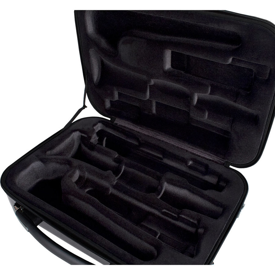 View larger image of Protec Bb Clarinet ZIP Case with Removable Music Pocket - Sliver