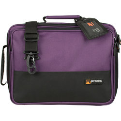 Protec Clarinet/Oboe Deluxe Case Cover - Purple