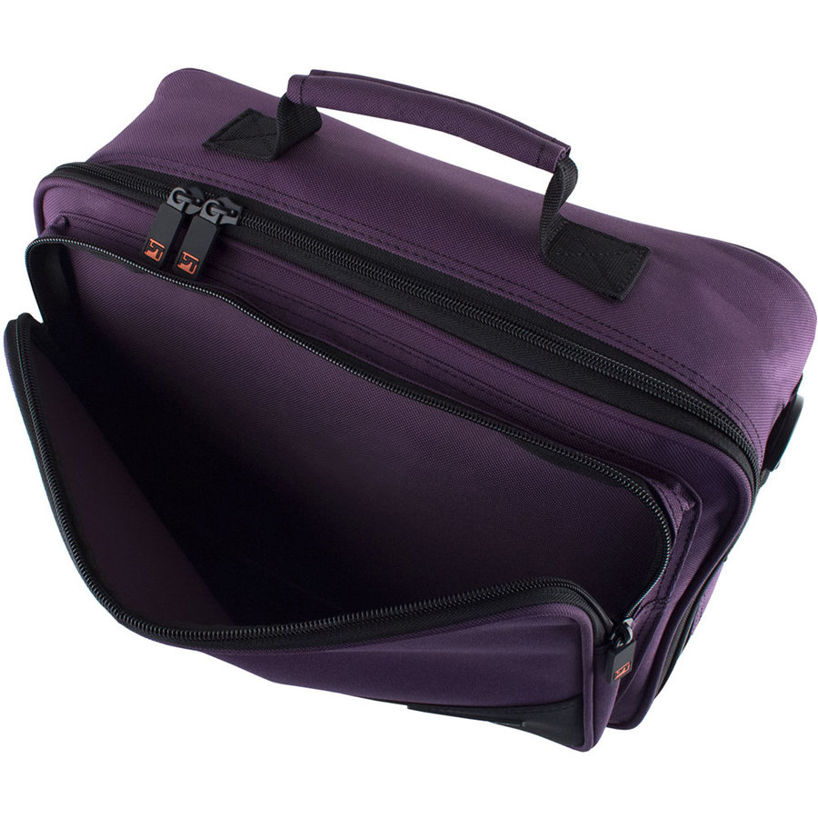 View larger image of Protec Clarinet/Oboe Deluxe Case Cover - Purple