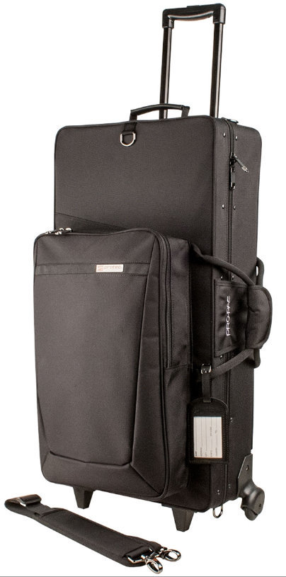 View larger image of Protec Combination PRO PAC Case with Wheels for Alto/Soprano Saxophone