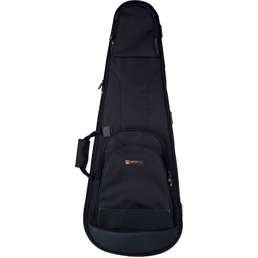 View larger image of Protec Contego Electric Guitar Case - Black