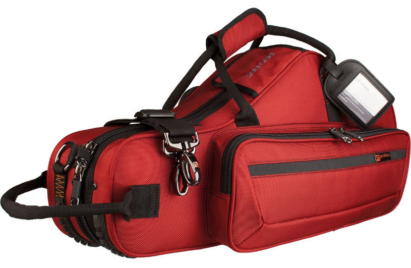 View larger image of Protec Contoured PRO PAC Alto Saxophone Case - Red
