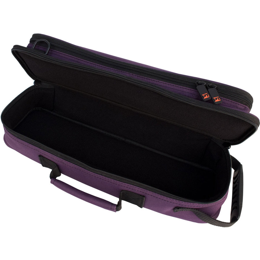 View larger image of Protec Flute Deluxe Case Cover - Purple
