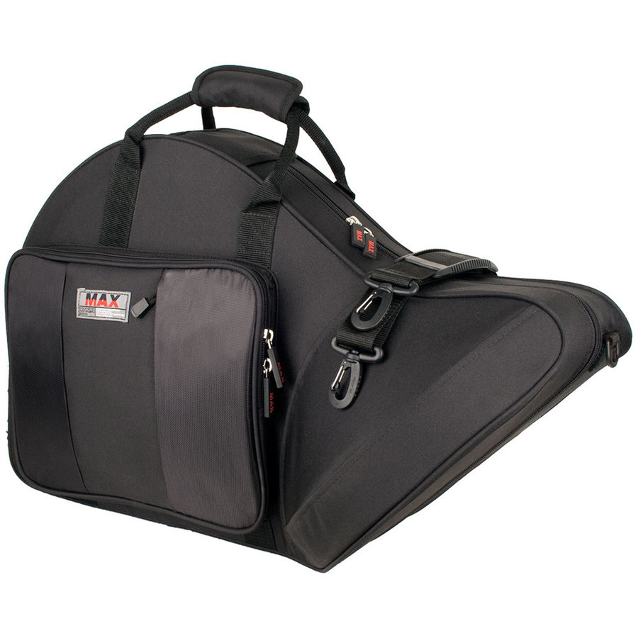 View larger image of Protec French Horn Fixed Bell MAX Case - Contoured