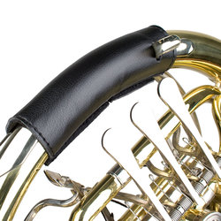 Protec French Horn Leather Hand Guard - Larger