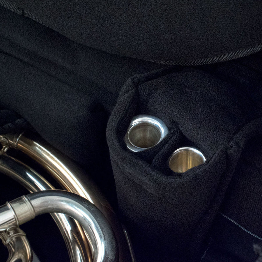 View larger image of Protec French Horn Screw Bell IPAC Case - Compact