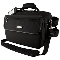 Protec German Clarinet PRO PAC Case - LUX Version with Messenger Bag