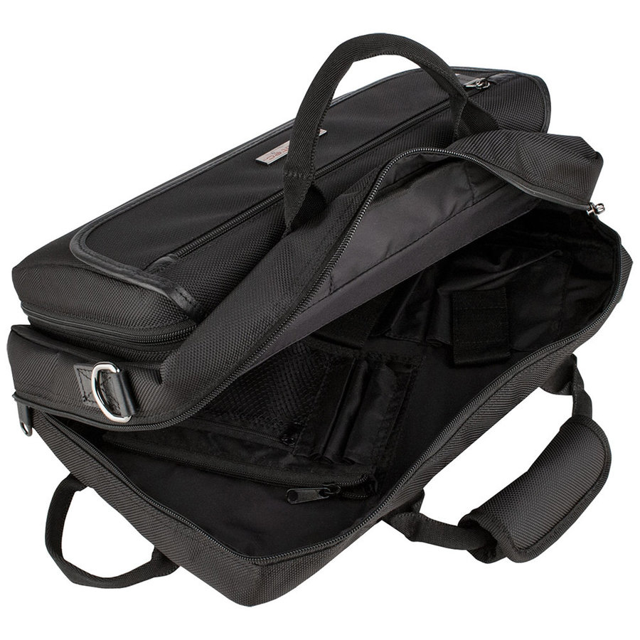 View larger image of Protec German Clarinet PRO PAC Case - LUX Version with Messenger Bag