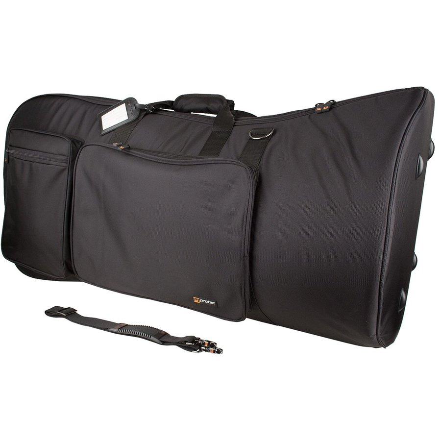 View larger image of Protec Gold Series 22 Bell Tuba Gig Bag
