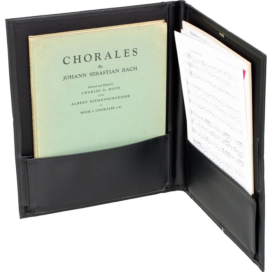 View larger image of Protec Leatherette Standard Music Folder