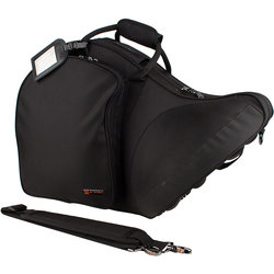 Protec Pro Pac Contoured French Horn Case - Black