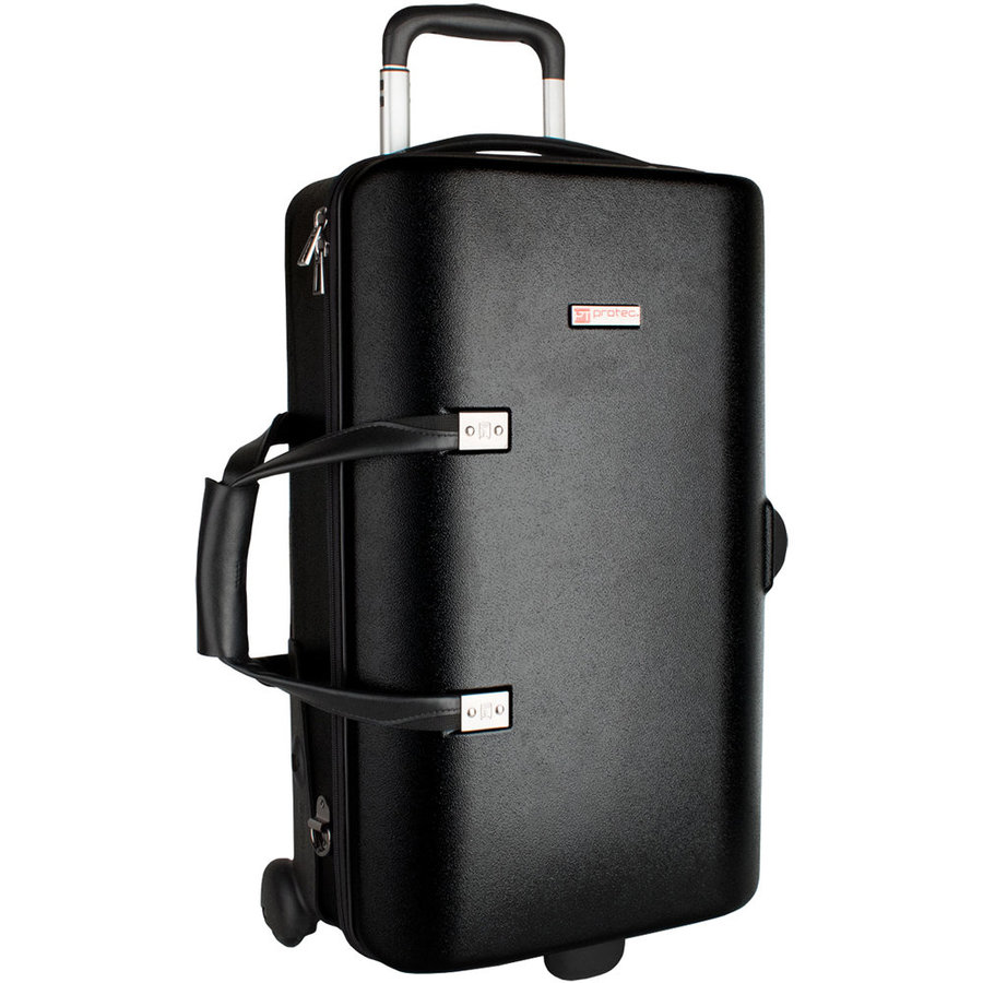 View larger image of Protec Single/Double/Triple Horn ZIP Case - Black