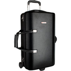 Protec Single/Double/Triple Horn ZIP Case - Black