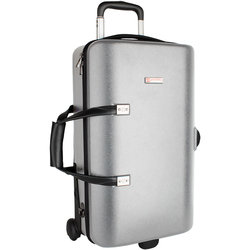 Protec Single/Double/Triple Horn ZIP Case - Silver