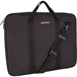 Protec Slim Portfolio Bag - Large, Black