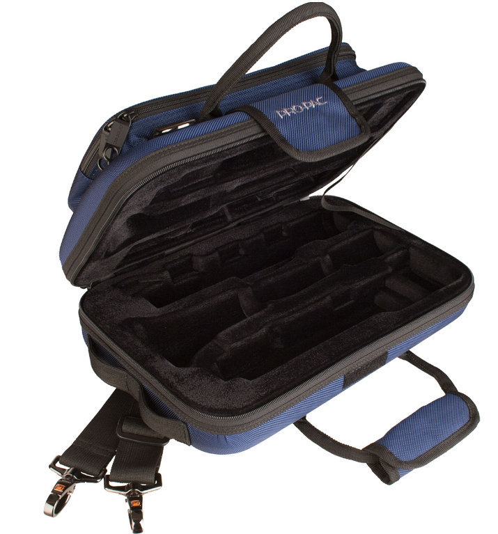 View larger image of Protec Slimline PRO PAC Bb Clarinet Case - Blue