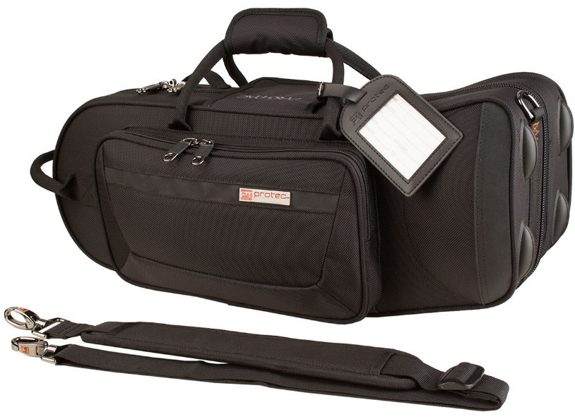 View larger image of Protec Travel Light Trumpet PRO PAC Case - Black