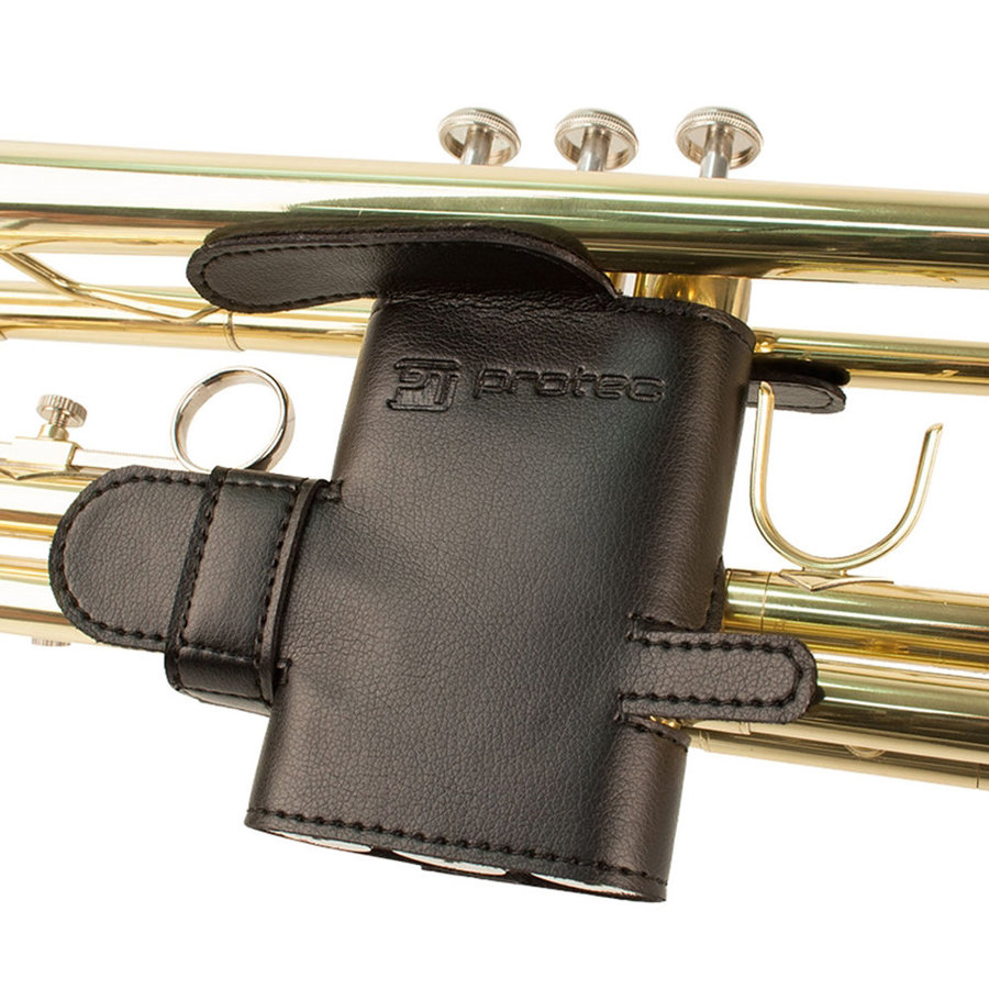 View larger image of Protec Trumpet 6-Point Leather Valve Guard