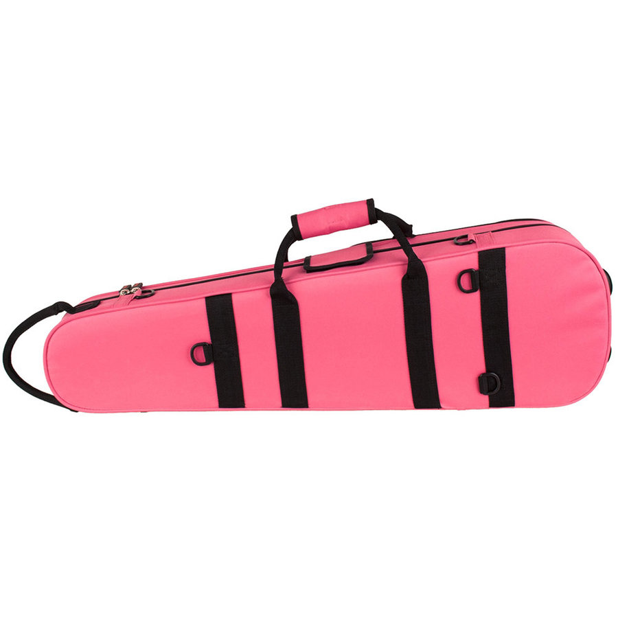 View larger image of Protec Violin MAX Case - Shaped, Fuchsia