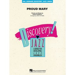 Proud Mary (Tina Turner) - Score & Parts, Grade 1.5