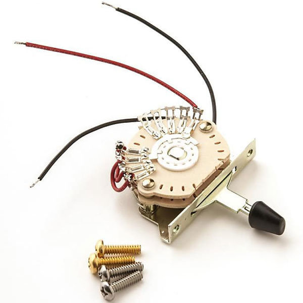 View larger image of PRS 5-Way Blade Switch Pickup Selector