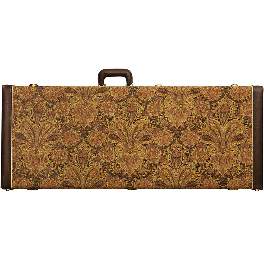 View larger image of PRS ACC-4277 Multi-Fit Guitar Case - Brown Paisley