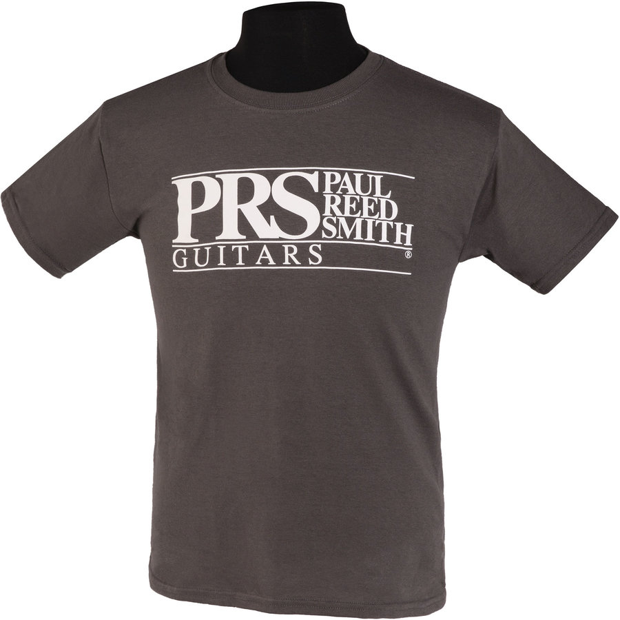 View larger image of PRS Block Logo T-Shirt - Gray, Children's Small