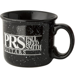 PRS Camp Mug - Black, 14oz.