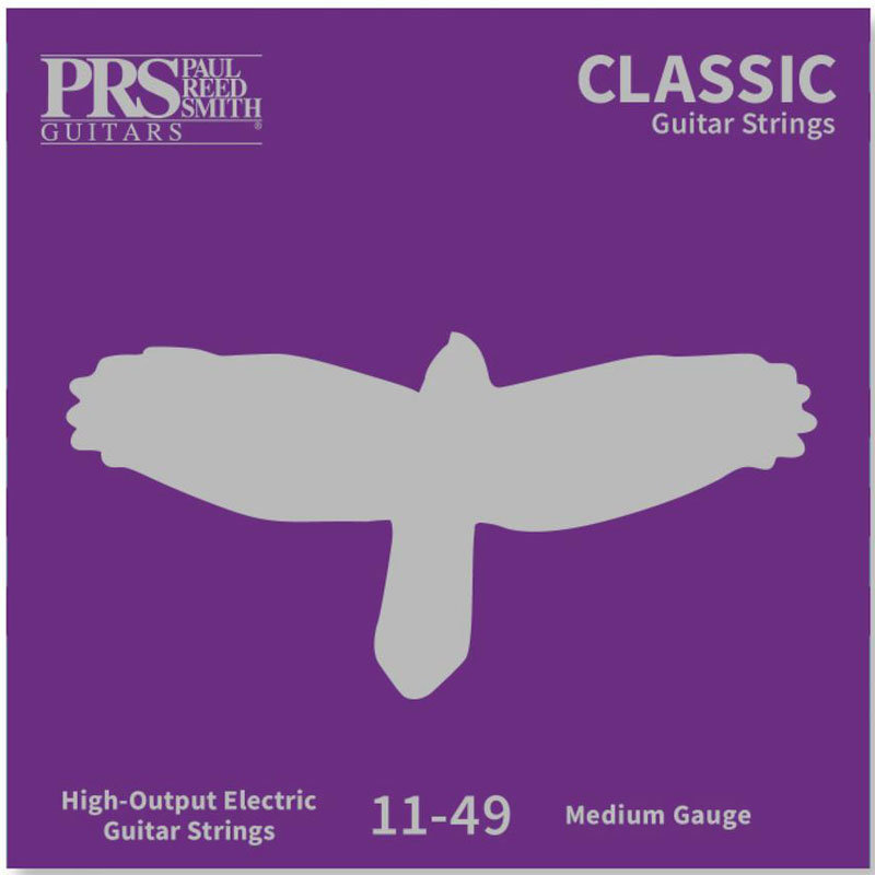 View larger image of PRS Classic Electric Guitar Strings - Medium, 11-49