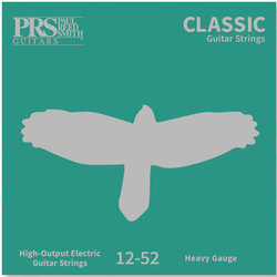 PRS Classic Electric Guitar Strings - Heavy, 12-52