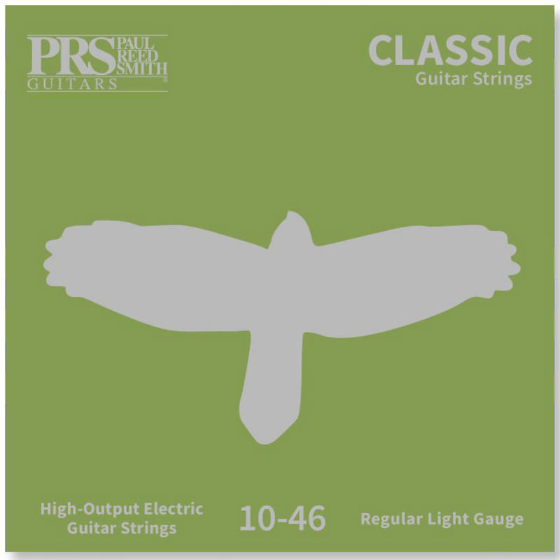 View larger image of PRS Classic Electric Guitar Strings - Regular Light, 10-46