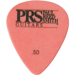 PRS Delrin Guitar Picks - .50 mm, Red, 12 Pack