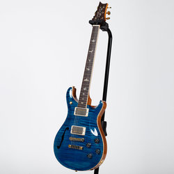 PRS Limited McCarty 594 Semi-Hollow 10-Top Electric Guitar - Aquamarine