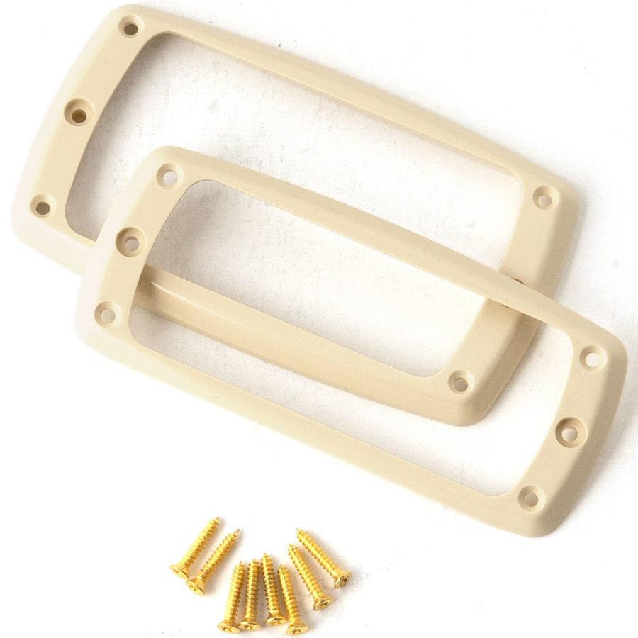 View larger image of PRS Paul's Guitar Pickup Rings - Ivory, 2 Pack